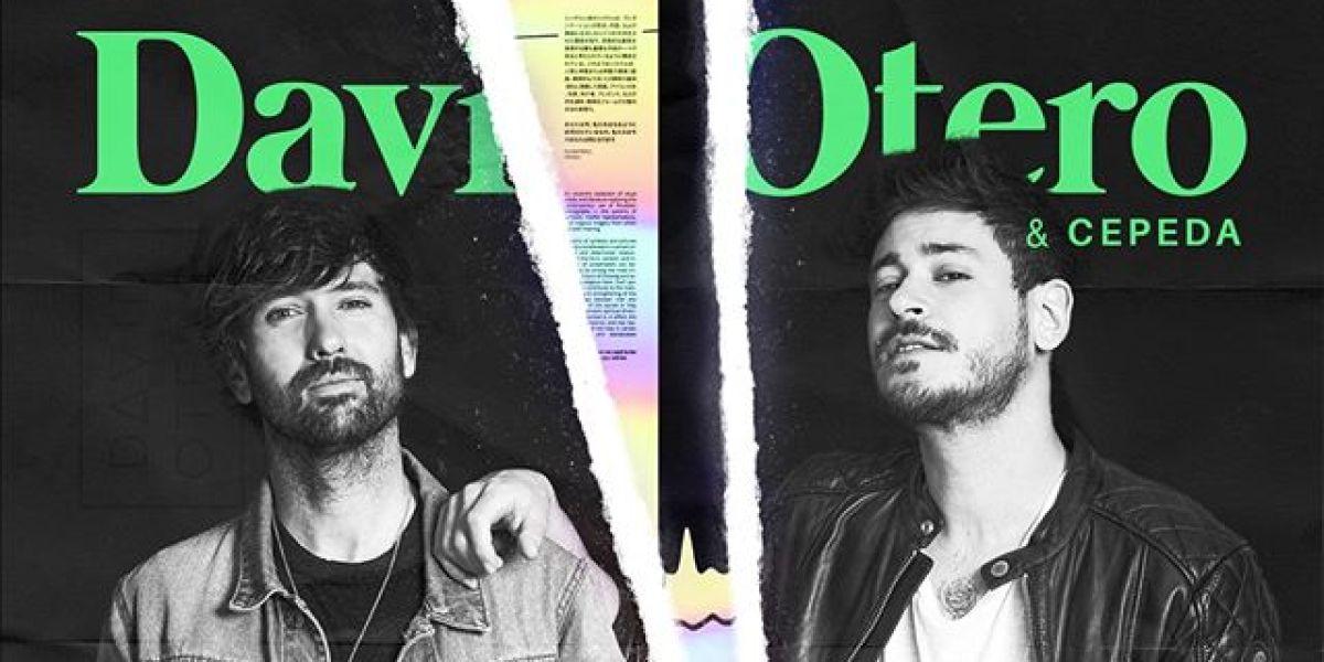 David Otero y Cepeda presentan 'Tal como eres'