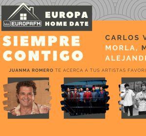 Europa Home Date: Carlos Vives, Vetusta Morla, Marlon y Rauw Alejandro