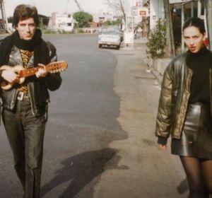 Joaquín Sabina y Cristina Zubillaga