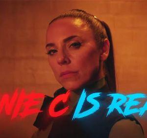 Melanie C en el vídeo de 'Blame It On Me'