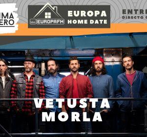 Vetusta Morla en Europa Home Date