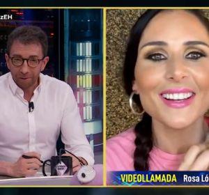 Los detalles del nuevo amor de Rosa López: confiesa en 'El Hormiguero 3.0' cómo se conocieron