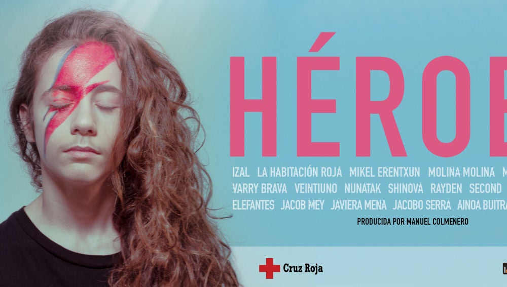 El cartel de 'Héroes'