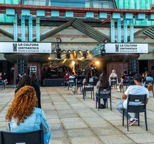 Rulo y La Contrabanda en su primer concierto tras la pandemia
