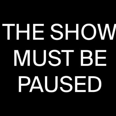 The Show Must Be Pause, la industria se para en el #BlackOutTuesday
