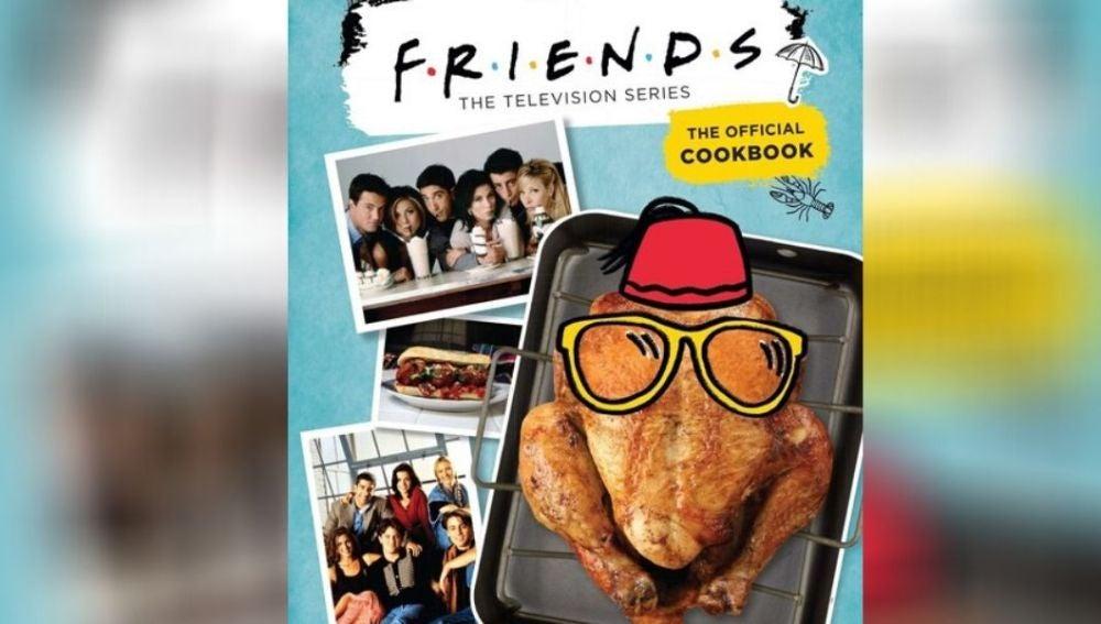El libro de recetas de Friends