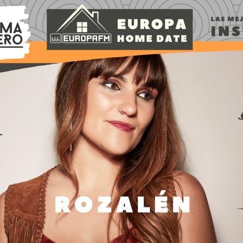 Rozalén en Europa Home Date