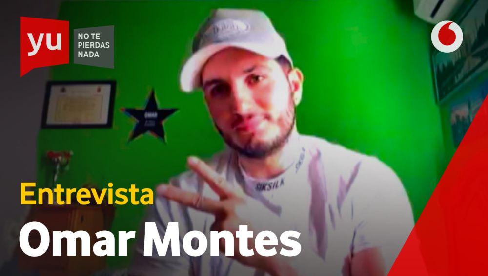 Omar Montes en 'yu'