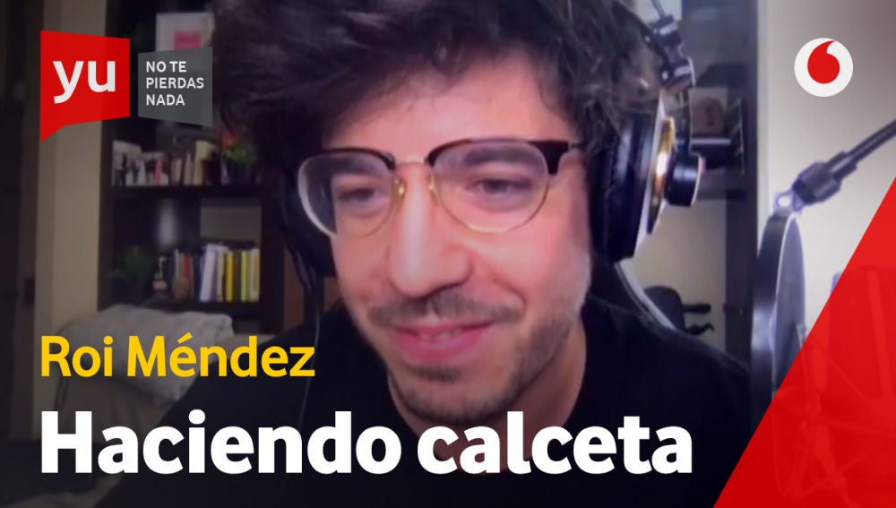 Roi Méndez en 'yu'