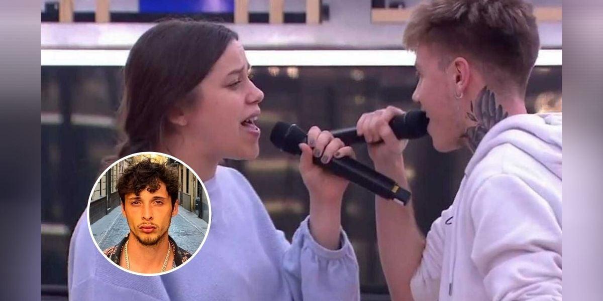El rapero Ayax la lía insultando a dos concursantes de Operación Triunfo que cantaron un tema suyo