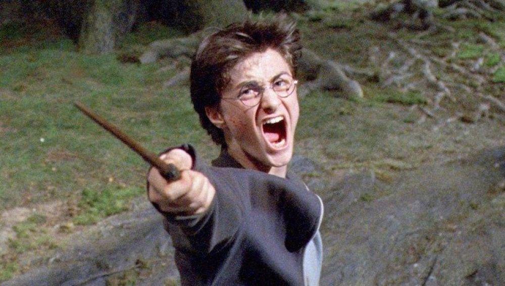 Daniel Radcliffe en 'Harry Potter y el prisionero de Azkaban'