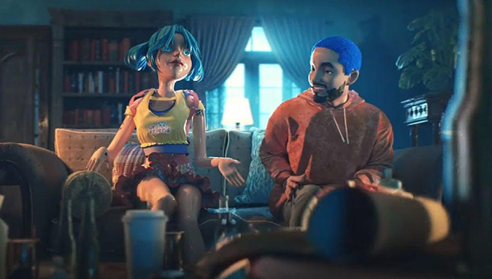 J Balvin publica el vídeo de 'Azul'