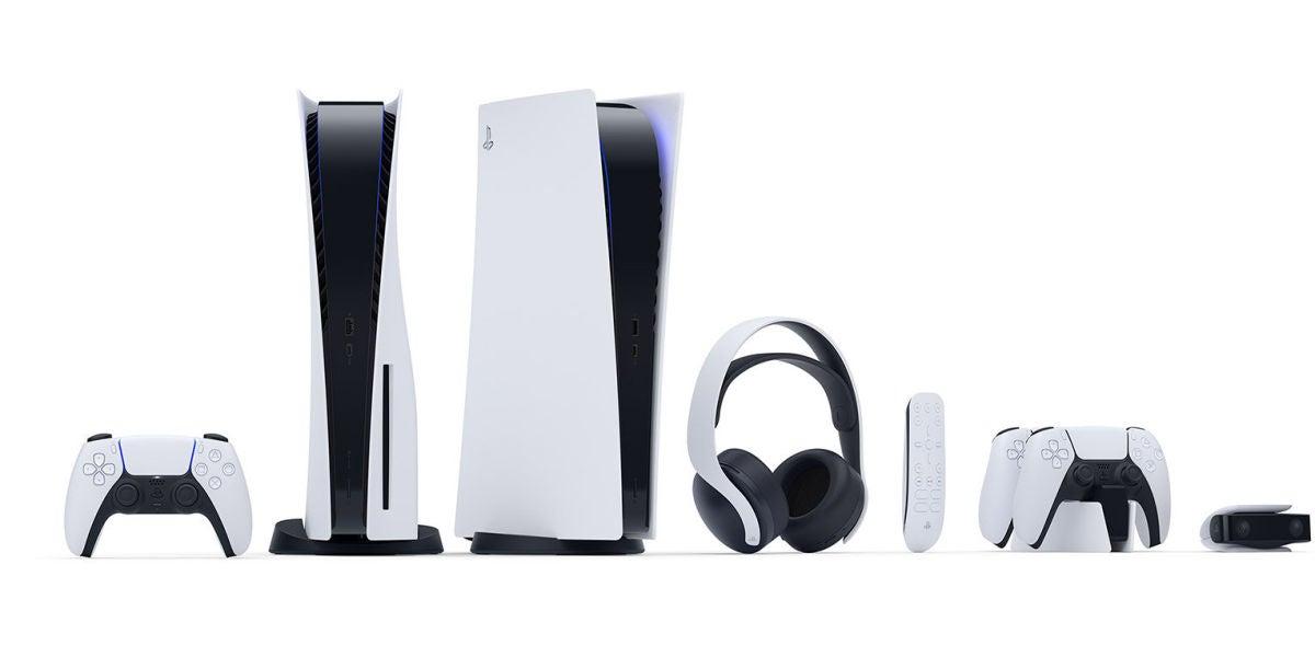 PS5: Así es la nueva PlayStation 5