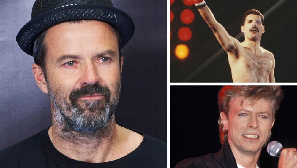 Pau Donés, Freddie Mercury o David Bowie, cantantes que se han despedido a través de la música