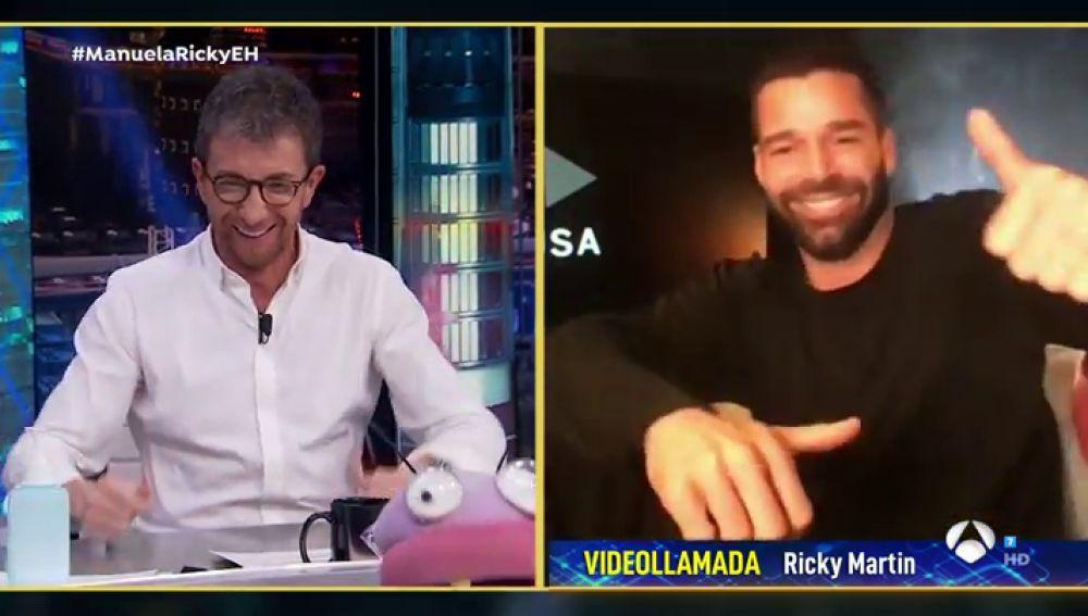 Disfruta de la entrevista completa a Ricky Martin en 'El Hormiguero 3.0'