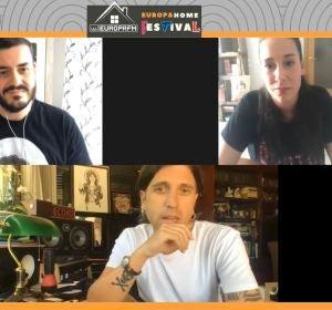 Rulo, de Rulo y La Contrabanda, en el meet&greet virtual de Europa FM