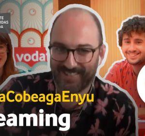 Borja Cobeaga en 'yu'