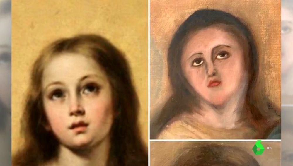 El 'Ecce Homo' de la Inmaculada de Murillo