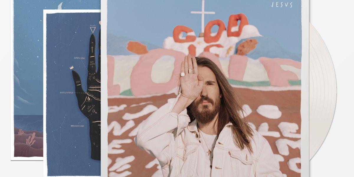 Carlos Sadness lanza su nuevo álbum 'Tropical Jesus'