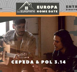Cepeda y Pol 3.14 en Europa Home Date