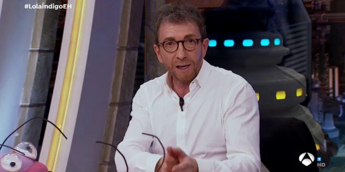 """Pablo Motos condena el comportamiento impresentable de los medios de comunicación respecto a la homosexualidad: """"Pablo Alborán está recibiendo odio y resentimiento"""""""