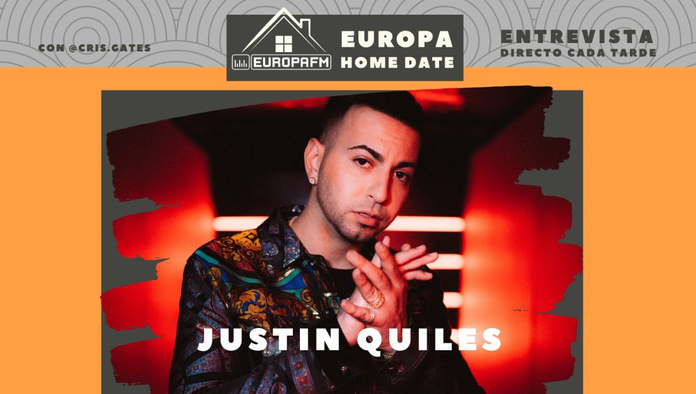 Justin Quiles en Europa Home Date