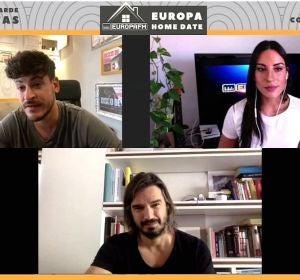 Cepeda y Pol 3.14 reivindican el sector cultural en Europa Home Date