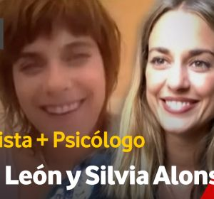 María León y Silvia Alonso