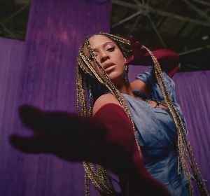 Beyoncé en el tráiler de 'Black Is King'