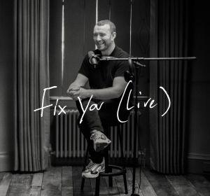 Sam Smith presenta su versión de 'Fix You' de Coldplay