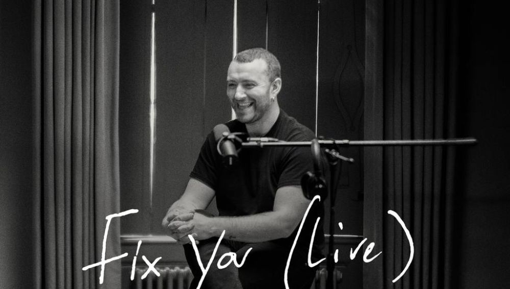 Sam Smith presenta su versión de 'Fix You' de Coldplay