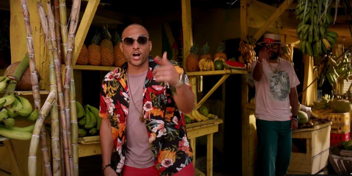 Shaggy se une a Conkarah para el vídeo del éxito viral 'Banana'