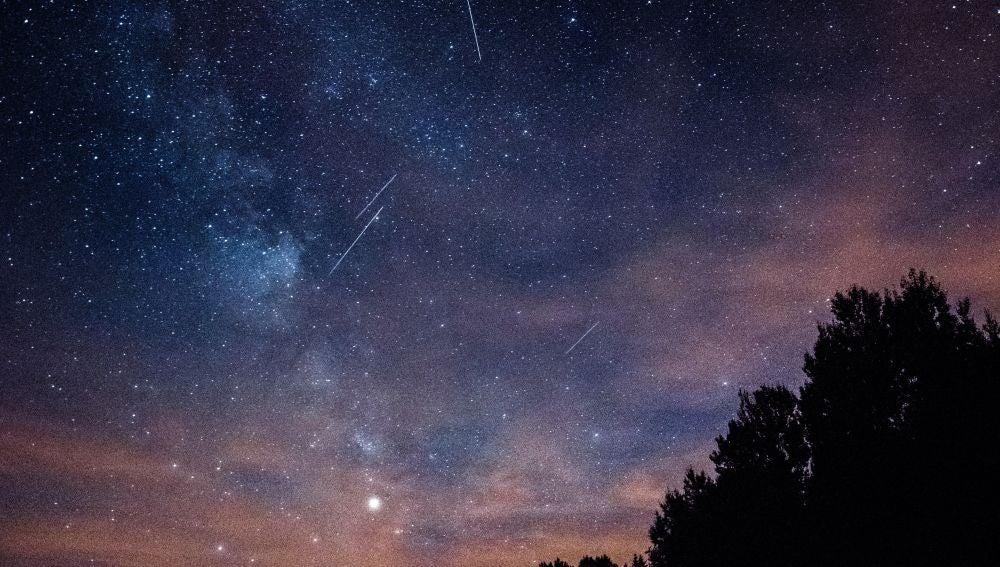 Estas son las lluvias de estrellas de agosto: cómo disfrutar de las Perseidas