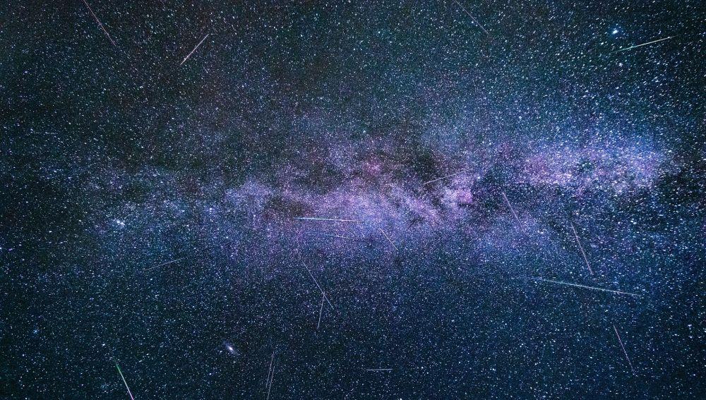 Las mejores imágenes de lluvias de estrellas del verano 2020