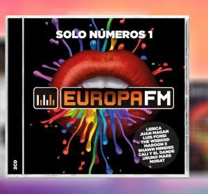 Portada del disco de Europa FM 2020