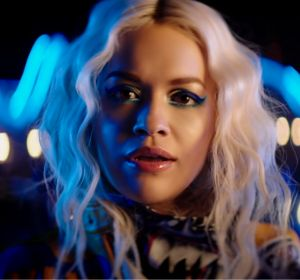 Rita Ora en el vídeo 'New Look'