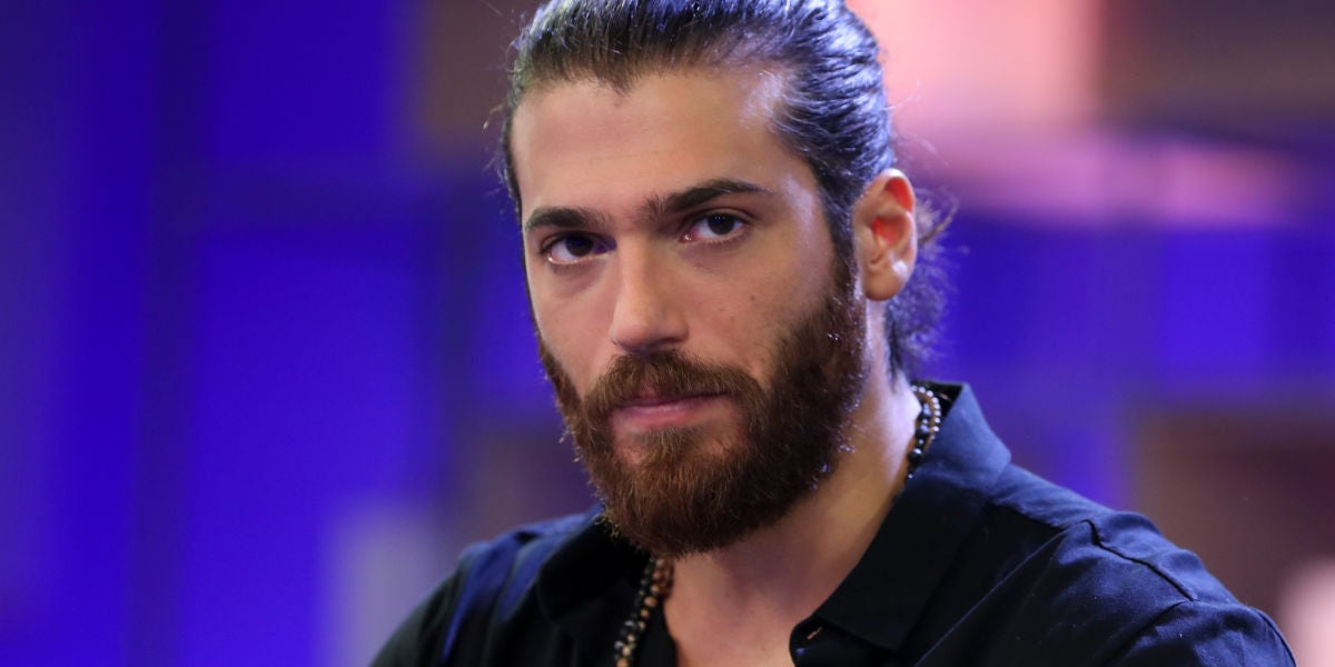 El actor Can Yaman