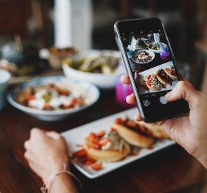 Fotografiando la comida