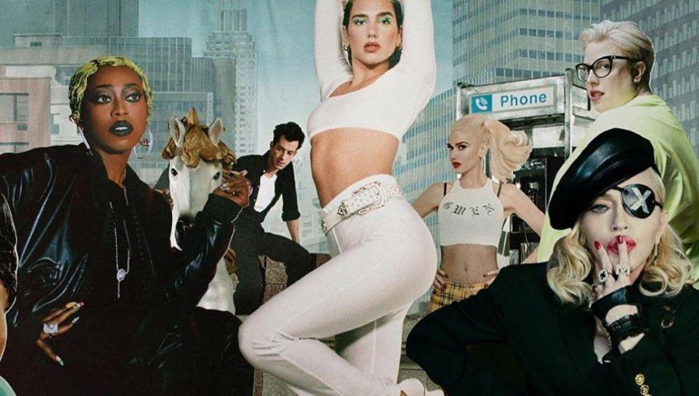Dua Lipa anuncia Club Future Nostalgia, el relanzamiento de Future Nostalgia