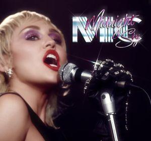 Portada de 'Midnight Sky' de Miley Cyrus