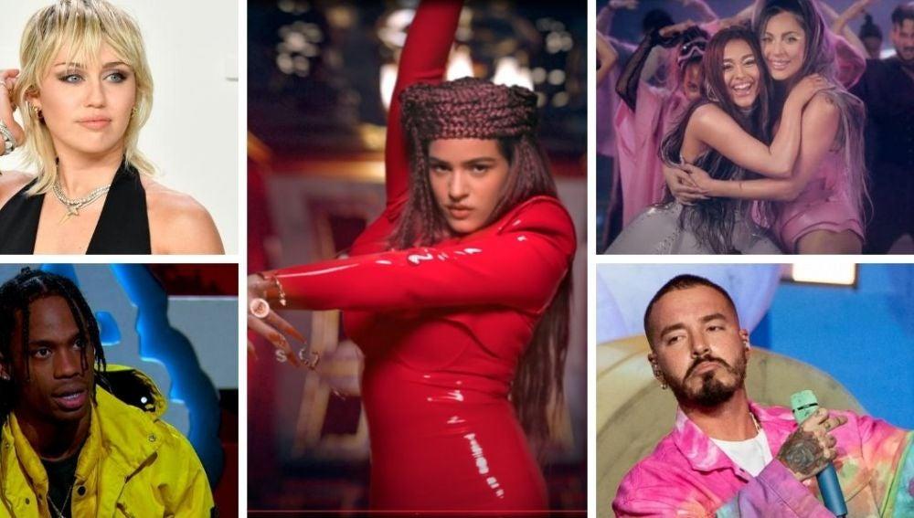 MTV VMAs 2020: nominados, actuaciones y la confirmación de Travis Scott y... ¿Rosalía?