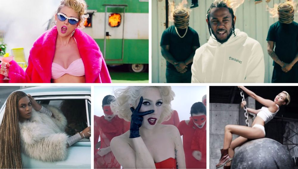 Repaso a la última década de los MTV VMAs