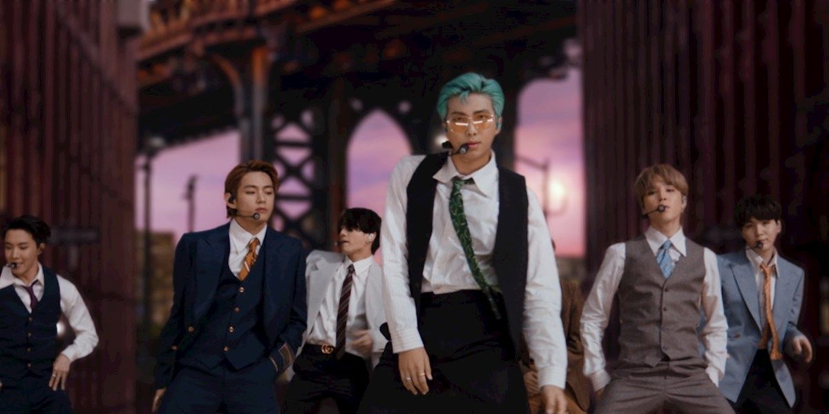 BTS en los MTV VMAs