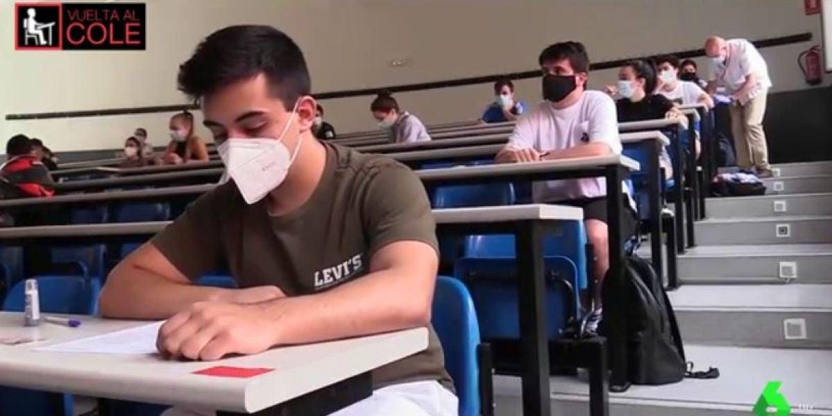 Medidas para la vuelta a las aulas en las universidades