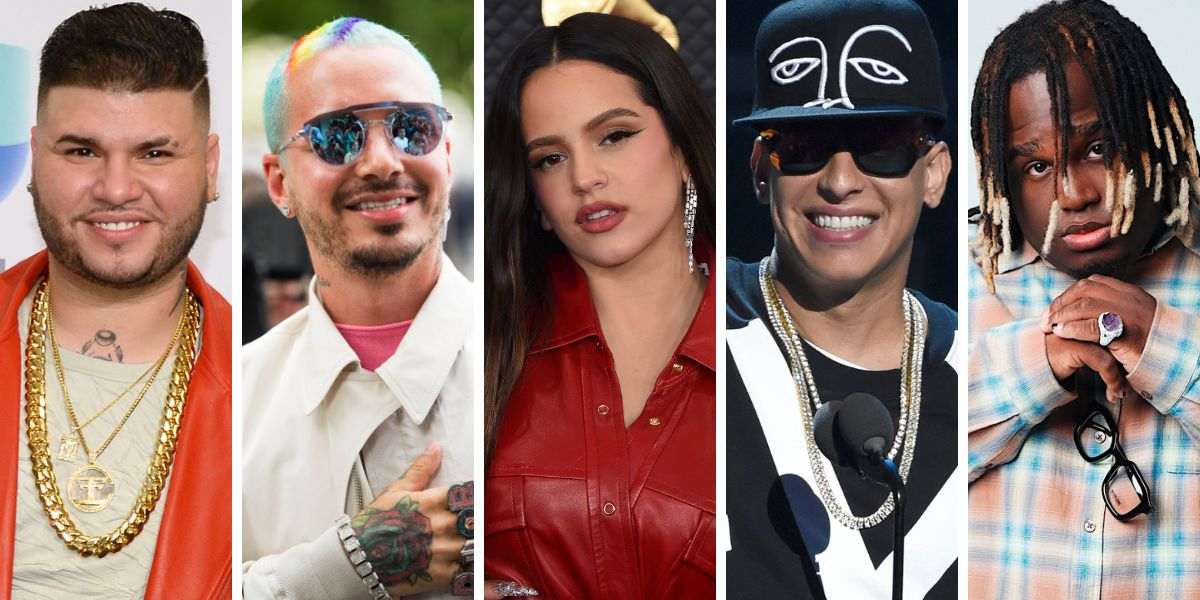 Rosalía, J Balvin, Daddy Yankee y Farruko se unen a Sech en el remix de 'Relación'