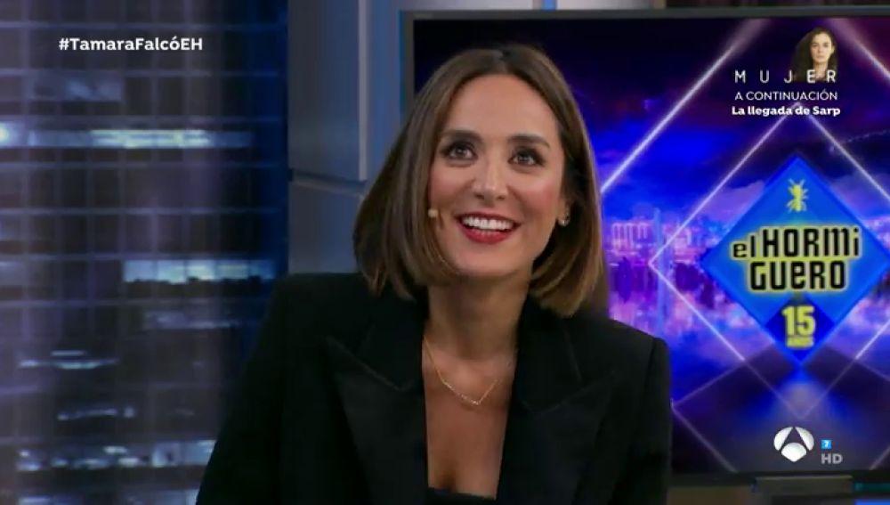 Disfruta de la entrevista al completo de Tamara Falcó en 'El Hormiguero 3.0'