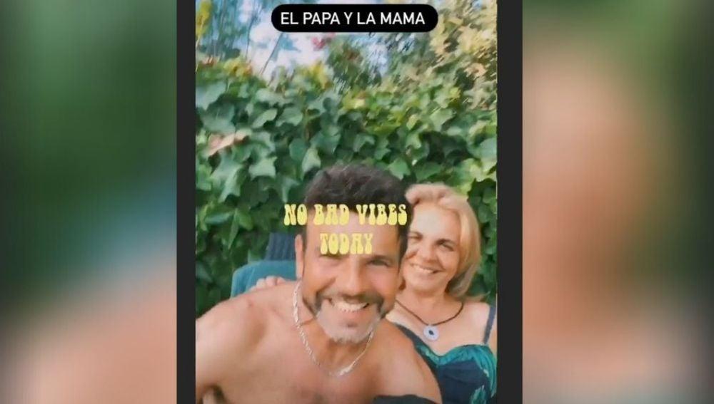 Los padres de Mario Casas