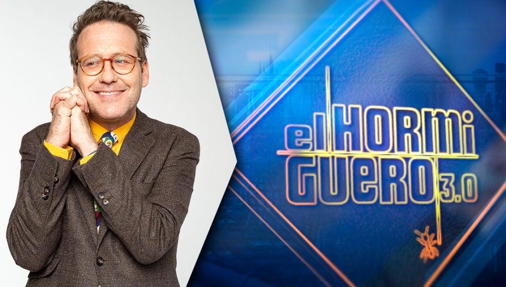El lunes arrancamos la semana en 'El Hormiguero 3.0' con el buen humor de Joaquín Reyes