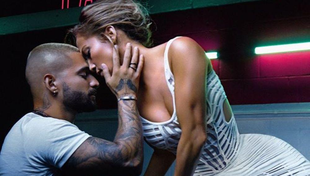 Maluma y Jennifer Lopez lanzan 'Pa`Ti' y 'Lonely', sus dos esperadas canciones