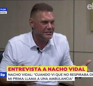 """Espejo Público (25-09-20) Nacho Vidal habla de la muerte del fotógrafo José Luis Abad: """"¿Sabes lo que se siente cuando alguien se muere en tus brazos?"""""""